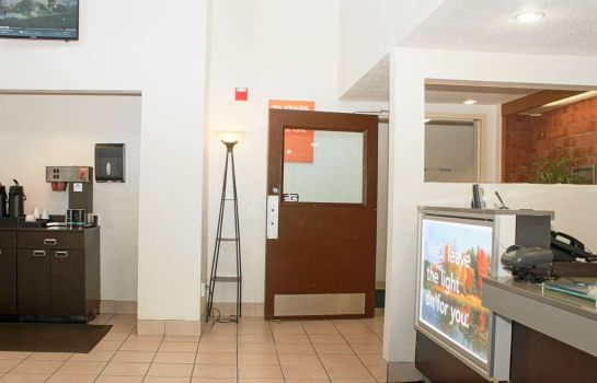 Hol hotelowy MOTEL 6 ROCHESTER AIRPORT