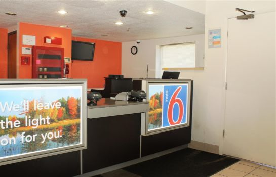 Hotelhal MOTEL 6 ROCHESTER AIRPORT