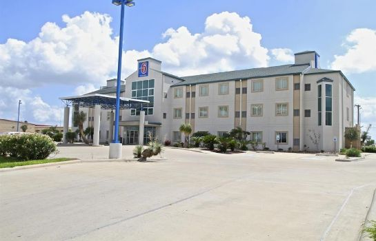 Vista exterior MOTEL 6 HARLINGEN TX
