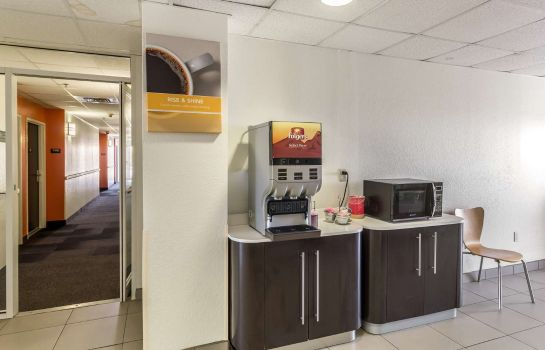 Restauracja MOTEL 6 HARLINGEN TX