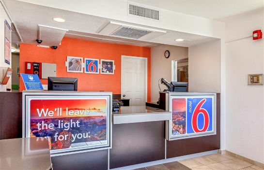 Hol hotelowy MOTEL 6 PHOENIX NORTH BELL ROAD