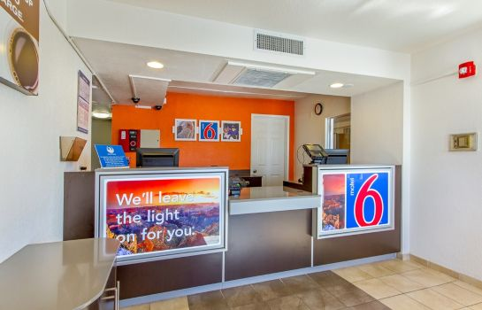 Hotelhal MOTEL 6 PHOENIX NORTH BELL ROAD