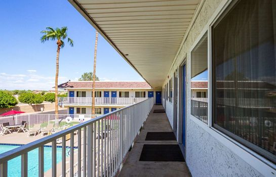 Vista esterna MOTEL 6 MESA NORTH