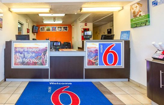 Hall MOTEL 6 MESA NORTH