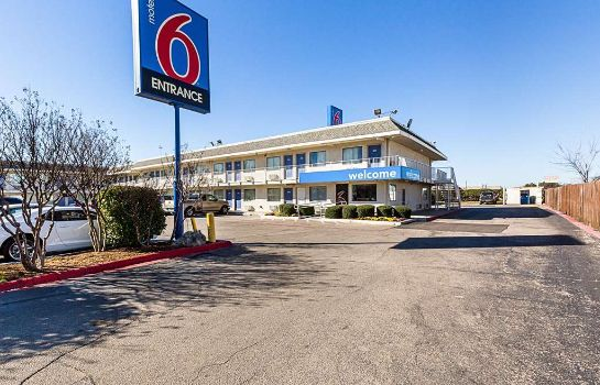 Buitenaanzicht MOTEL 6 DALLAS - IRVING
