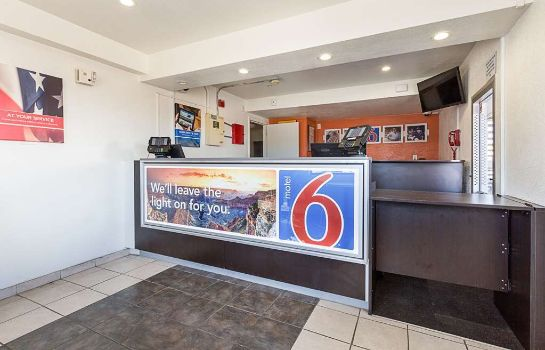 Hotelhal MOTEL 6 DALLAS - IRVING