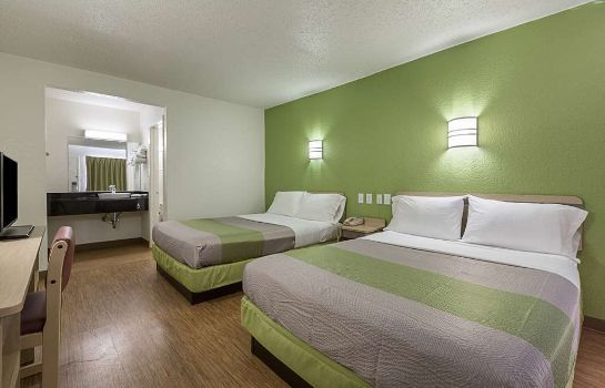 Kamers MOTEL 6 DALLAS - IRVING