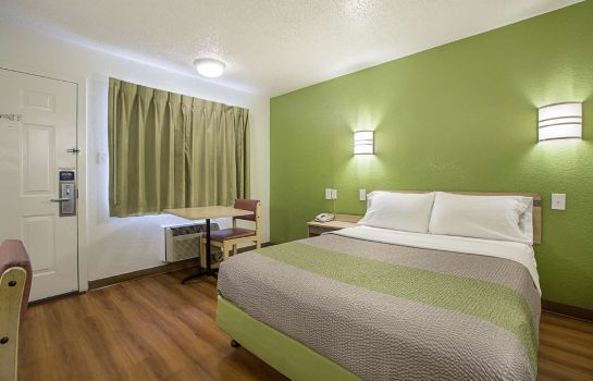 Pokój MOTEL 6 DALLAS - IRVING