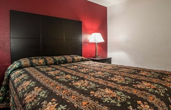 Zimmer Econo Lodge Saint Louis