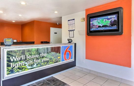 Hall MOTEL 6 SAN JOSE AIRPORT