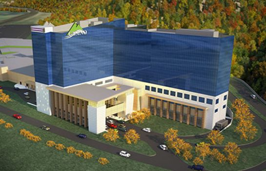 Exterior view SENECA ALLEGANY RESORT AND CASINO