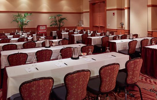 Sala konferencyjna SENECA ALLEGANY RESORT AND CASINO