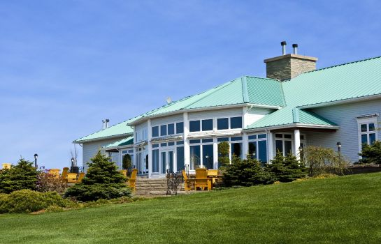 Exterior view Fox Harbr Golf Resort and Spa