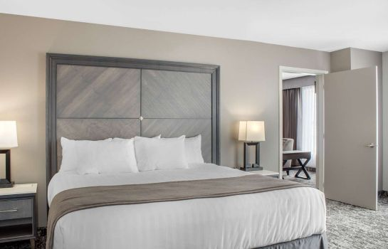 Suite an Ascend Hotel Collection Member Chateau Moncton & Suites