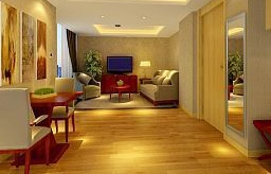 Suite Regal Plaza Hotel & Residence