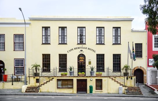 Exterior view Cape Heritage Hotel