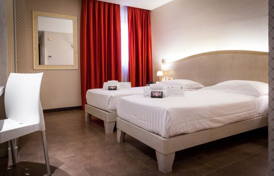 Double room (standard) Modica Palace Hotel