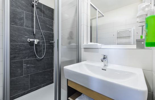 Bagno in camera JUFA Hotel Schladming