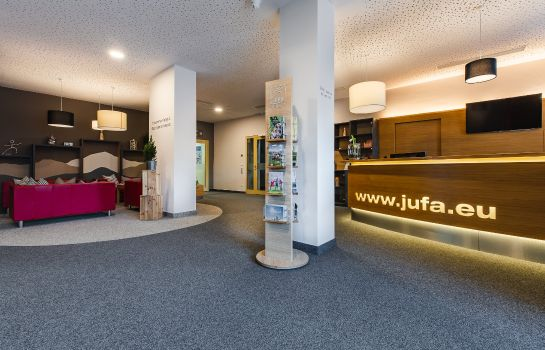 Reception JUFA Hotel Schladming