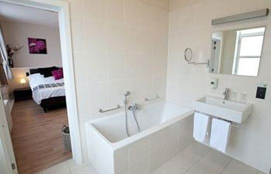 Bagno in camera Boutique Hotel Onderbergen