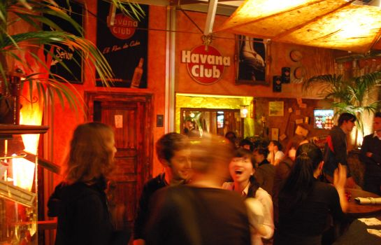 Hotelbar Havana Club und Pension