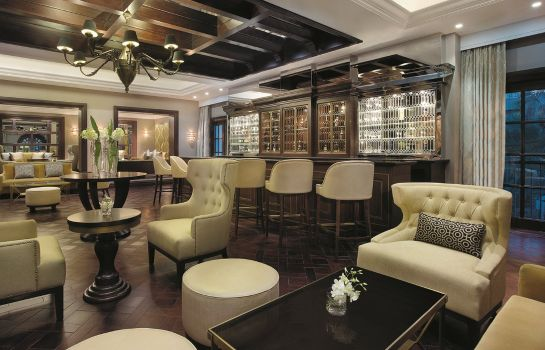 Hotel bar The Ritz-Carlton Dubai
