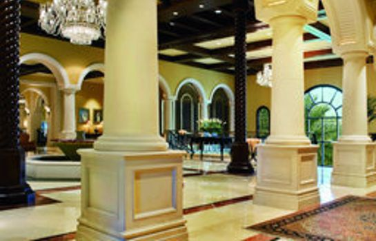 Lobby The Ritz-Carlton Dubai
