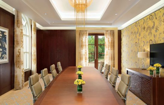 Conference room The Ritz-Carlton Dubai