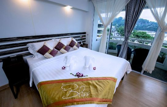 Chambre individuelle (confort) The Bliss South Beach Patong