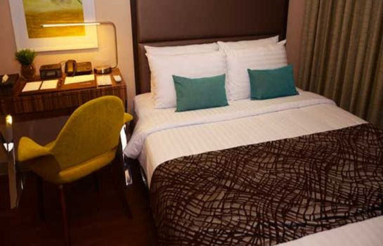 Double room (standard) The A.Venue Hotel