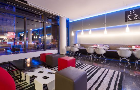 Hotel-Bar INNSIDE by Meliá Berlin Mitte