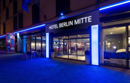 Picture Hotel Berlin Mitte managed by Meliá