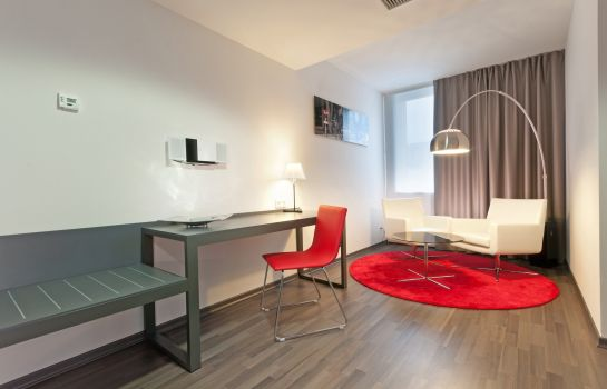 Junior Suite Tryp Berlin Mitte