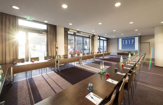 Sala konferencyjna Hotel Berlin Mitte managed by Meliá