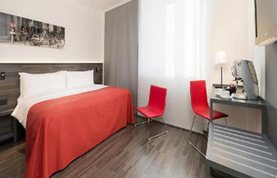 Double room (superior) Tryp Berlin Mitte
