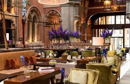 Hotel-Bar St. Pancras Renaissance Hotel London