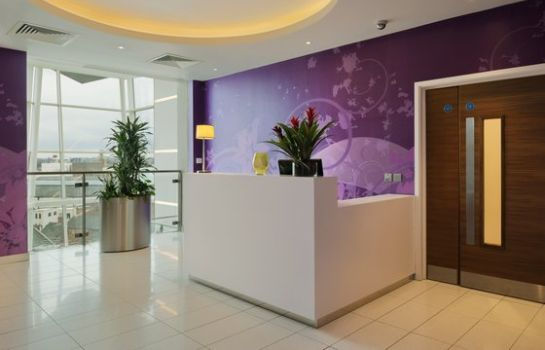 Lobby Holiday Inn DERBY - RIVERLIGHTS