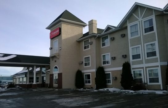 Vista exterior Econo Lodge & Suites