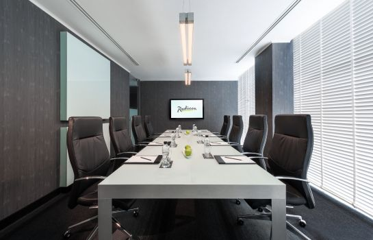 Meeting room Radisson Suites Bangkok Sukhumvit