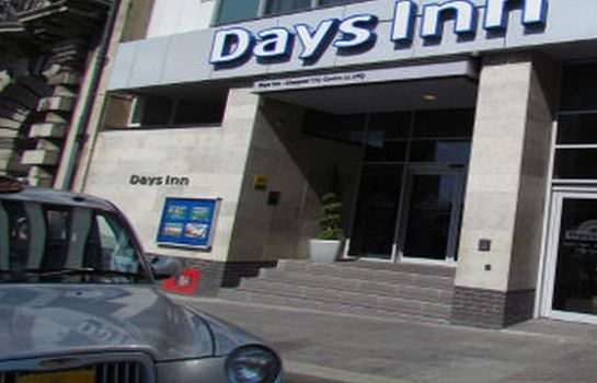 Bild Days Inn Liverpool City Centre