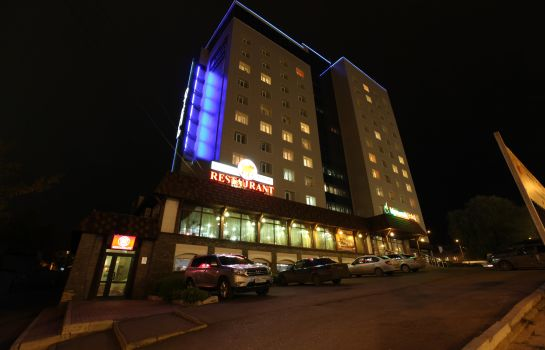Exterior view Iremel Hotel