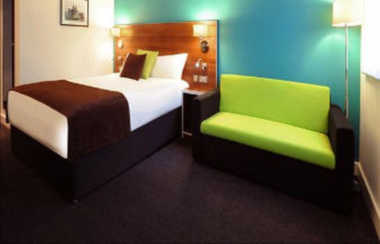 Einzelzimmer Standard Days Inn Liverpool City Centre