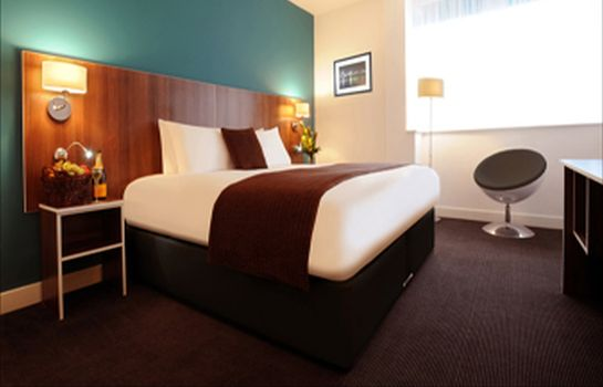 Doppelzimmer Standard Days Inn Liverpool City Centre