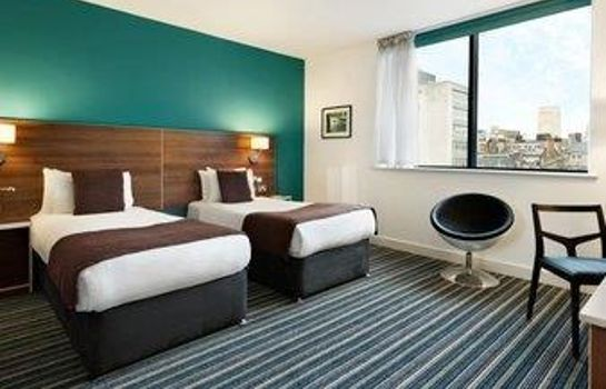 Zimmer Days Inn Liverpool City Centre