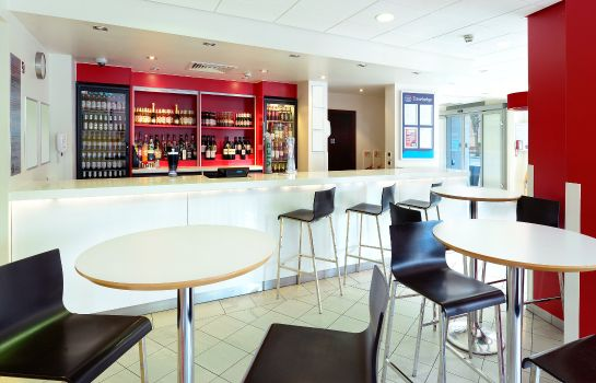 Bar del hotel TRAVELODGE LONDON CENTRAL WATERLOO