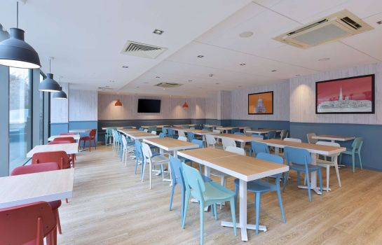 Restaurante TRAVELODGE LONDON CENTRAL WATERLOO