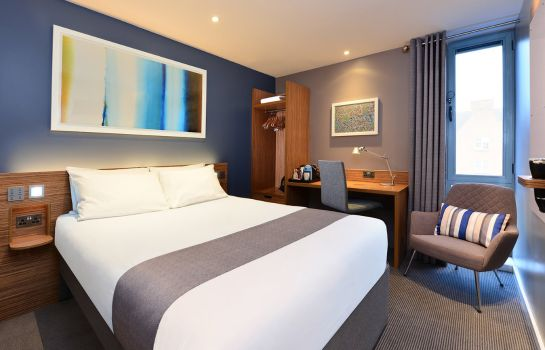 Room TRAVELODGE LONDON CENTRAL WATERLOO