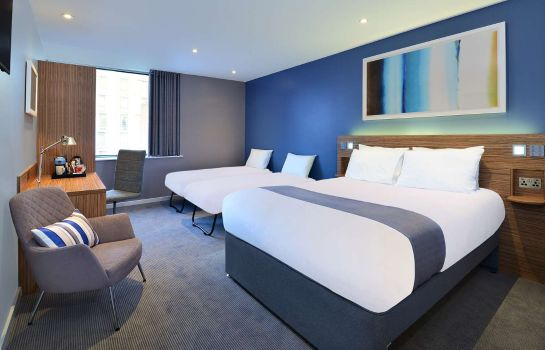Chambre TRAVELODGE LONDON CENTRAL WATERLOO