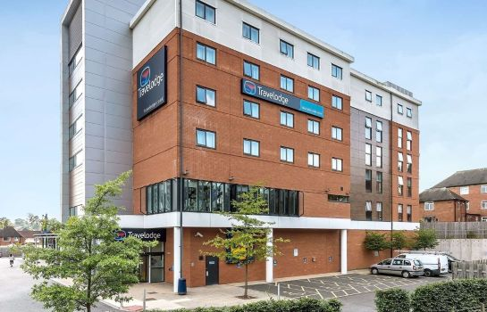 Exterior view TRAVELODGE NEWCASTLE-UNDER-LYME CENTRAL