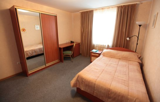 Single room (standard) Iremel Hotel